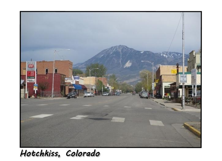 ReMax Today Hotchkiss Colorado Main Street